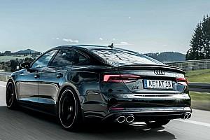 Az ABT az Audi S5 Sportbacket is megkínálta tuningcsomagjával 379 lóerőért
