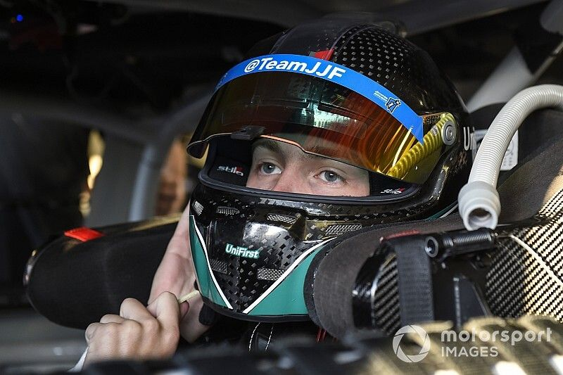 William Byron to 'keep fighting' following end of playoff run