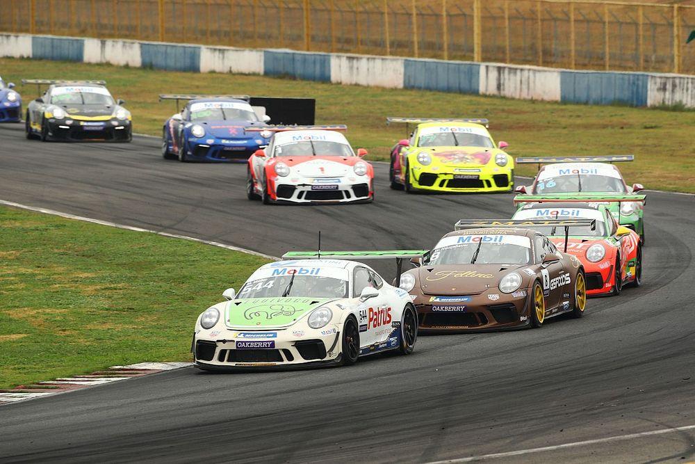 Porsche Cup: Muller chega em Interlagos na briga pelo título