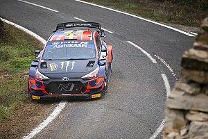 WRC | Solberg all'ACI Rally Monza su una Hyundai i20 WRC