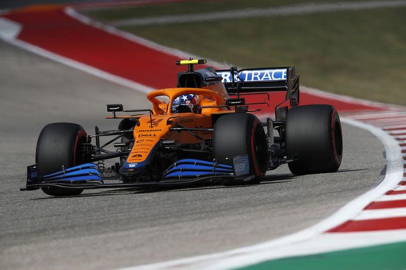 McLaren, MCL35M'in yarış temposuna güveniyor