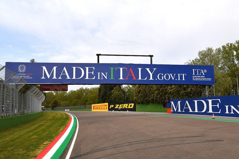 Imola, Formula 1'le çok yıllık bir sözleşme yapmayı istiyor
