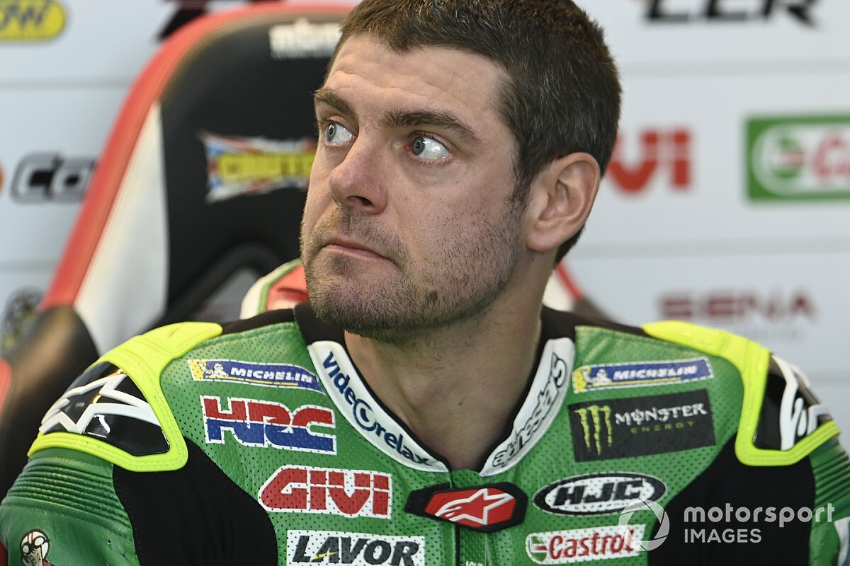 MotoGP: Crutchlow assina com Yamaha como piloto de testes para 2021