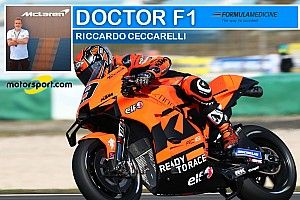 """Ceccarelli: """"Petrucci ha chiesto alla KTM una moto più lunga!"""""""