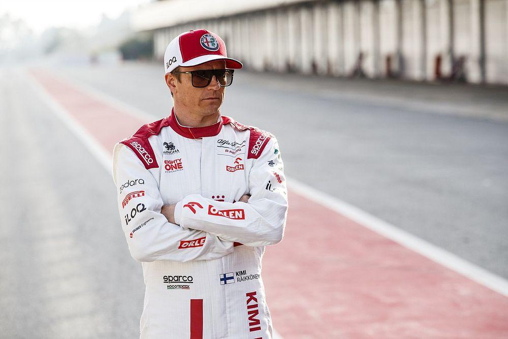 Raikkonen Tak Akan Dorong Anak-anaknya Terjun ke F1
