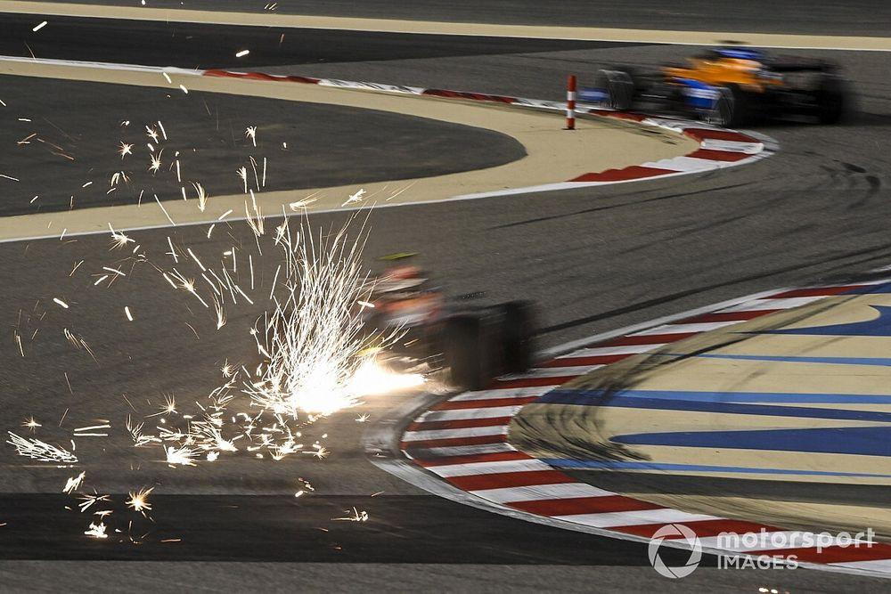 "Verstappen et Sainz jugent ""dangereuse"" cette version de Sakhir"