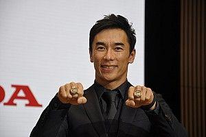 佐藤琢磨、F1目指す角田裕毅にエール。「岩佐歩夢とレースしてみたい」とも