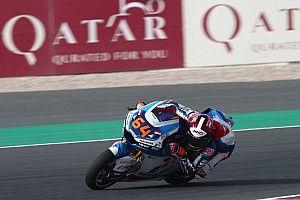 Bendsneyder sluit Moto2-test Qatar af op zesde positie