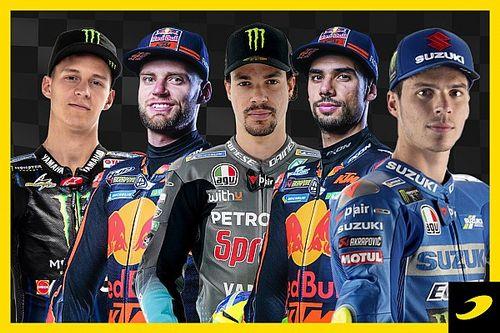 Les 20 derniers vainqueurs en MotoGP