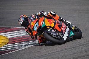 Mulai Nyaman, Gardner Nantikan Tes Moto2 Qatar