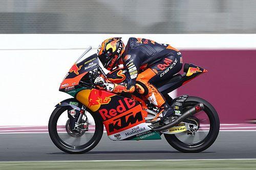 Moto3 DohaGP 1. antrenman: En hızlısı Masia, Deniz 14. oldu