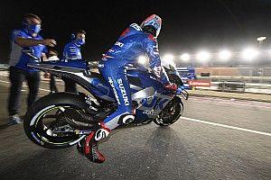 Les pilotes Suzuki distancés en qualifs et contraints à la remontada