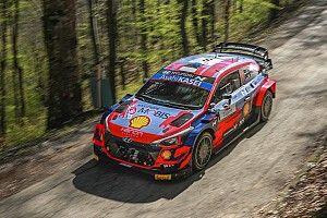WRC, Rally Croazia, PS5: Neuville sbaglia ma allunga. Bene Tanak