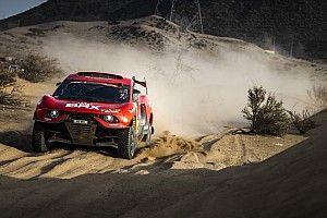 El Dakar 2021 tendrá las primeras dunas en la Etapa 2
