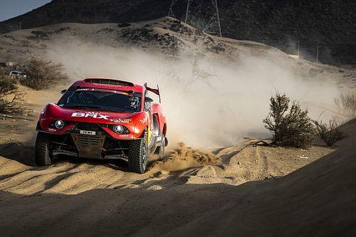Así es la etapa 2 del Dakar 2021 con las primeras dunas