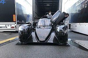 Alpine ha ricevuto la sua LMP1 per il WEC 2021