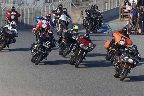 """King of the Baggers"", la locura gana presencia en MotoAmerica"