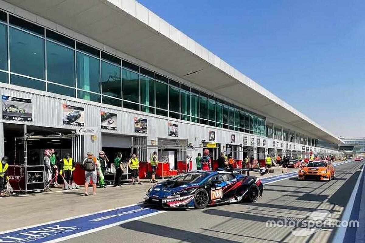 Lewandowski na pole position w GTX