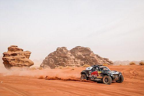 """Sainz: """"En este Dakar nos ha pasado de todo"""""""