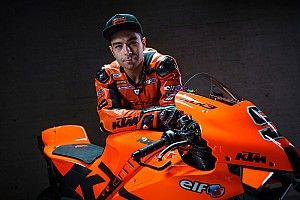 "Petrucci was first to ""believe"" in KTM's promise"