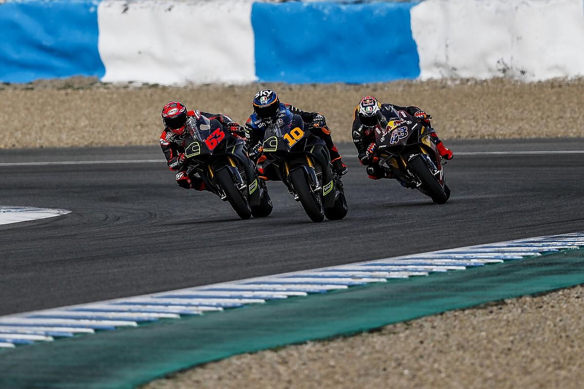 """Bagnaia geeft advies aan Ducati-rookies: """"Doe het niet zoals ik"""""""