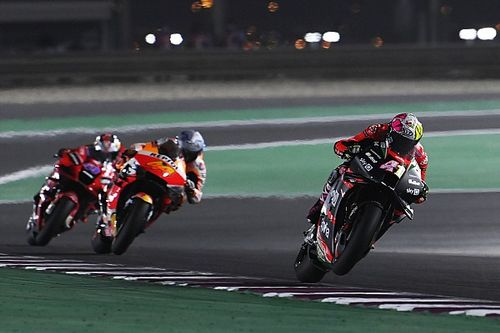 "Aprilia proved pre-season form ""not a joke"" in Qatar MotoGP - Espargaro"