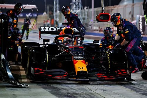 Verstappen: Red Bull lacked flexibility on tyres in Bahrain GP