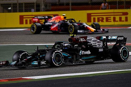 Mercedes Pastikan Takkan Ubah Desain Rake W12