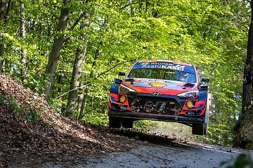 "Tanak ""out of my comfort zone"" throughout WRC Rally Croatia"