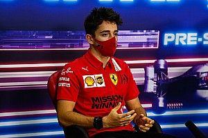 F1: Leclerc diz que escolherá melhor suas batalhas nas primeiras voltas em 2021