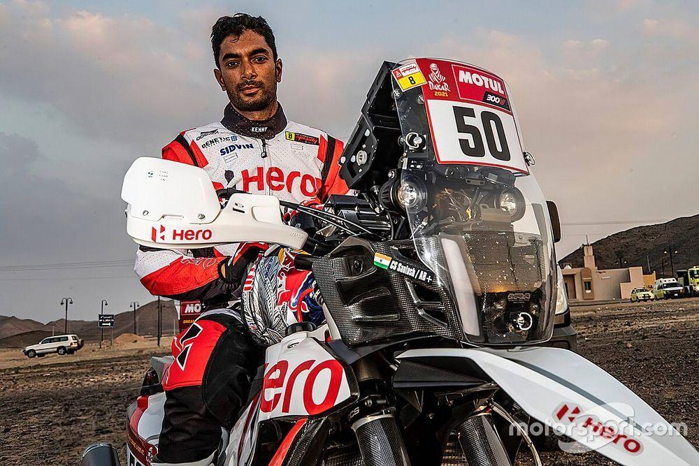 CS Santosh trasferito in India per il recupero dopo l'incidente