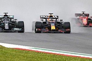 PÓDIO: CAOS em Ímola! TRETA de Bottas e Russell, vitória de Verstappen, recuperação de Hamilton e tudo do GP