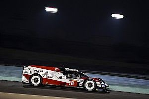 EL1 - Premier galop d'essais avant la finale à Bahreïn