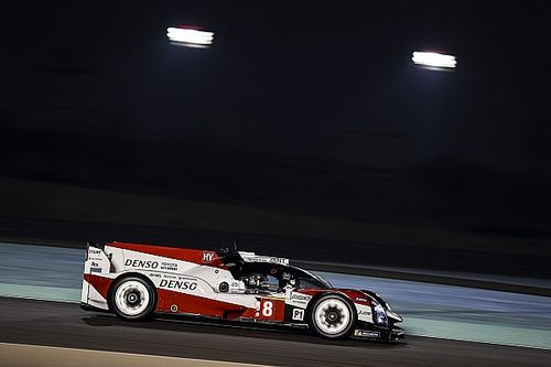 Bahrain WEC: Buemi leads Conway in first practice