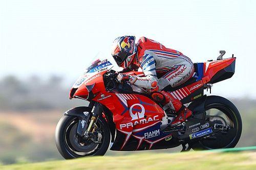 """Miller: """"El mundial de constructores es importante para Ducati, pero yo quiero ganar por Pramac"""""""
