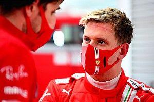 """Schumacher: """"Szinte lelkiismeret furdalásom van, amiért boldog vagyok emiatt"""""""