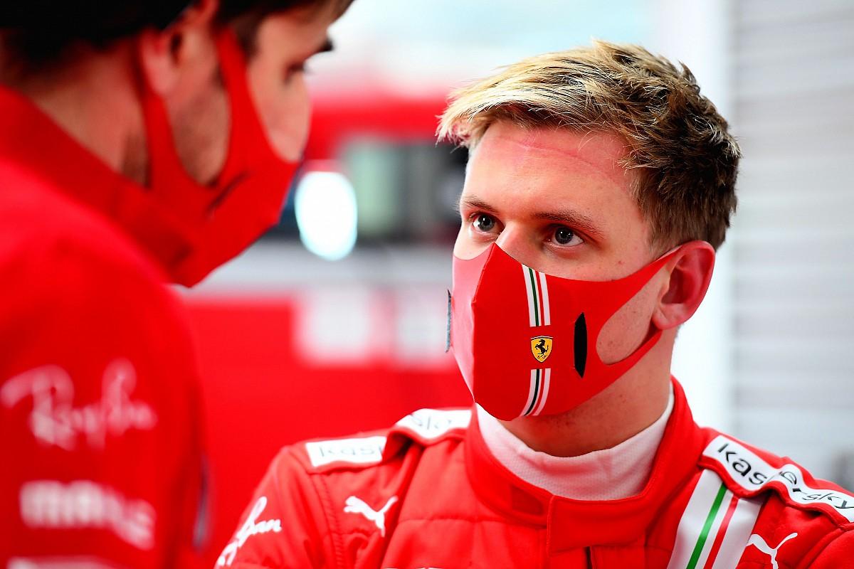 """Schumacher: """"İlk başta, F1 hayallerimin 1 yıl daha erteleneceğini düşündüm"""""""
