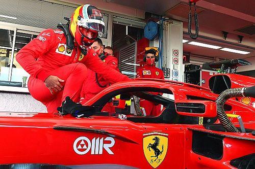 """Coronel begrijpt Sainz: """"Iedere F1-coureur wil voor Ferrari rijden"""""""