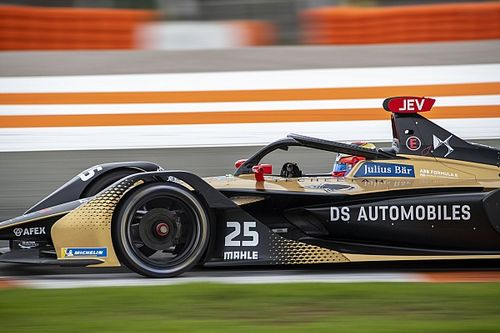 """""""دي اس"""" ثاني مصنّع في الفورمولا إي يعلن التزامه بقوانين الجيل الثالث"""