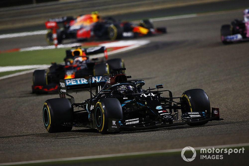 F1バーレーンGP決勝:波乱尽くしのレースをハミルトン制す。レッドブルがダブル表彰台