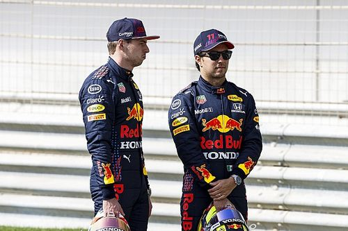Ферстаппен: Перес сделал все, чего хотела Red Bull