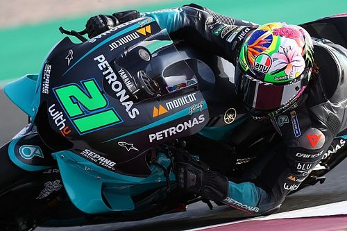 "Morbidelli's Yamaha MotoGP upgrades ""substantial"" for 2021"