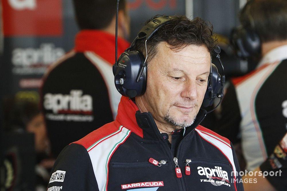 MotoGP-paddock rouwt om de dood van Fausto Gresini