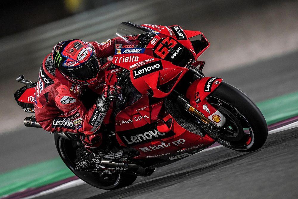 С 2022 года в MotoGP будет 8 байков Ducati
