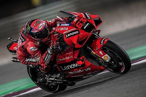 Баньяя не ждет, что выиграет первую гонку MotoGP в одни ворота