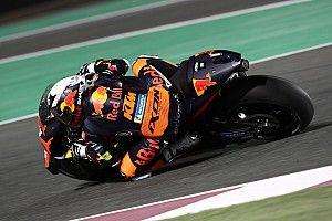 Oliveira: KTM wordt in Qatar beperkt door bandenkeuze