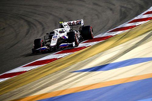 ミック・シューマッハー、F1初レースはスピンで苦い思い出に「ミスから学んで進み続ける」