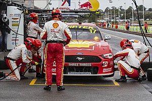 Supercars teams begin to cross border