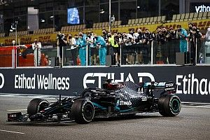 Hamilton: Mercedes W11 Sebuah Karya Seni Sesungguhnya