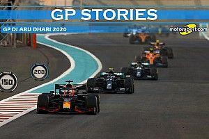 Stories: il Gran Premio di Abu Dhabi 2020